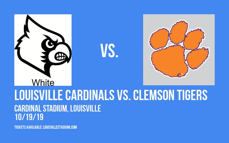 Louisville Cardinals vs. Clemson Tigers at Cardinal Stadium