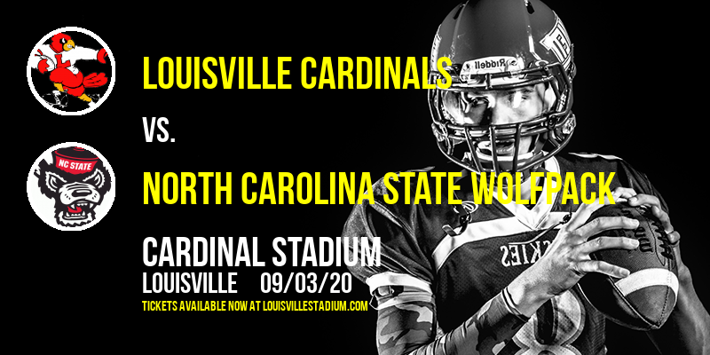 Louisville Cardinals vs. North Carolina State Wolfpack at Cardinal Stadium