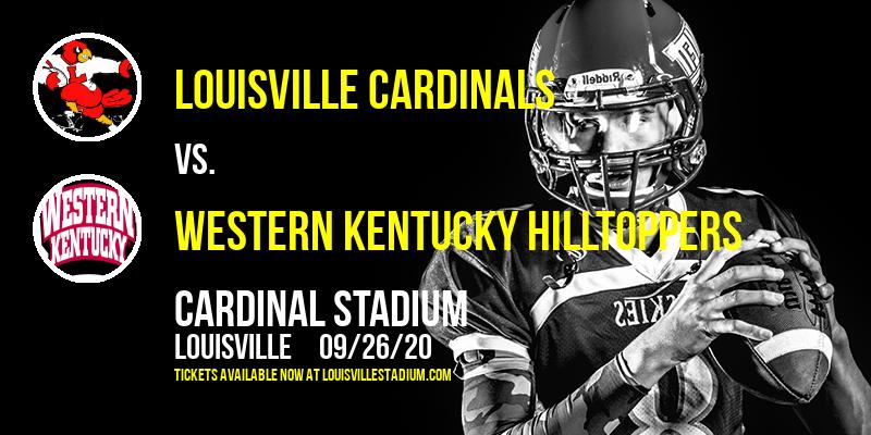 Louisville Cardinals vs. Western Kentucky Hilltoppers at Cardinal Stadium