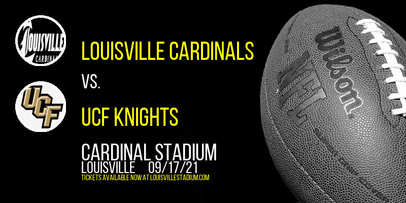 Louisville Cardinals vs. UCF Knights at Cardinal Stadium
