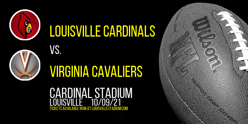 Louisville Cardinals vs. Virginia Cavaliers at Cardinal Stadium